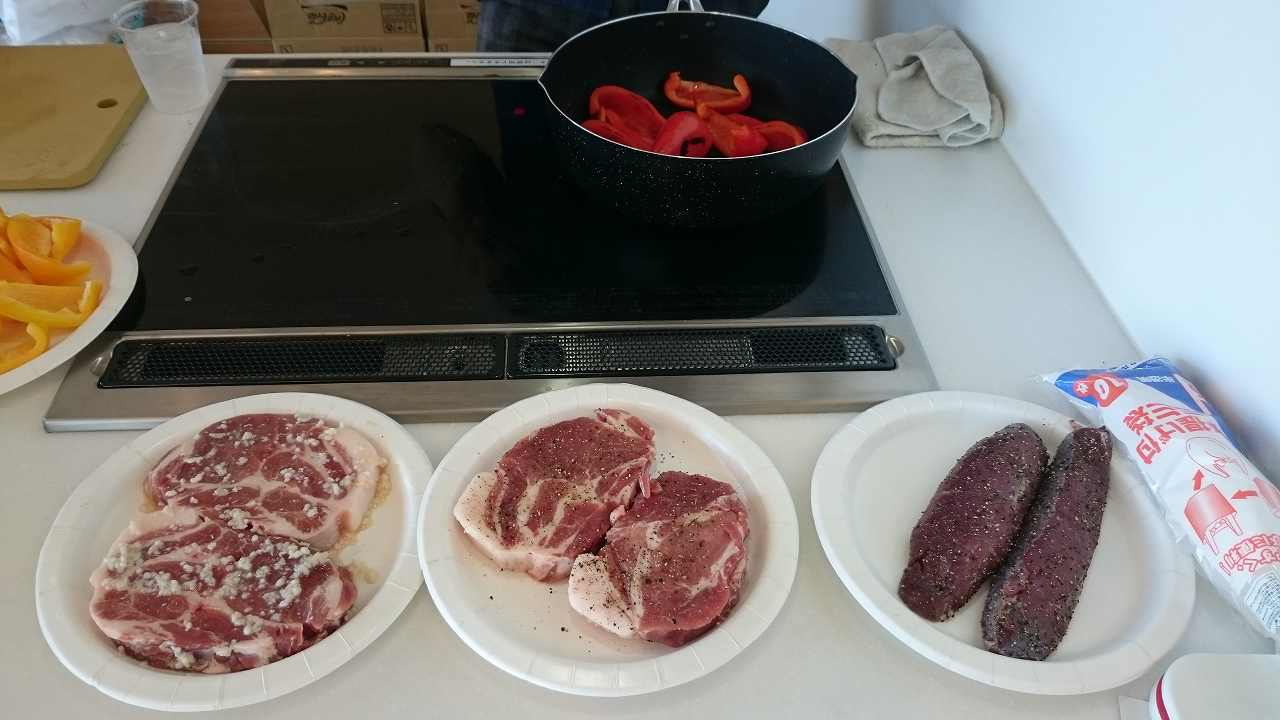 塩麹で焼くお肉は柔らかくなります!